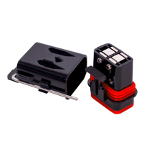 AMPIRE fuse holder set 6 / 10mm² with ATC fuses,...