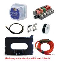 Conversion kit to second battery for Volkswagen T5 before...