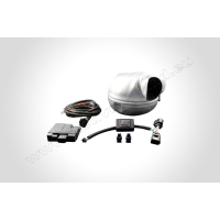 Complete set Active Sound including sound amplifier and...