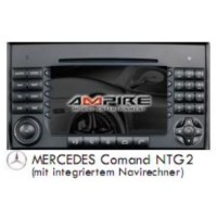 Video in motion for MERCEDES NTG2, NTG2.5, NTG4, NTG4.5