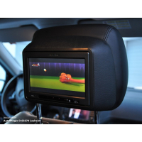 "AMPIRE TFT-monitor 17,8 cm (7 "") met IR-zender, 2x AV-In"