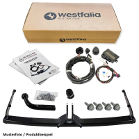 Retrofit kit rigid Westfalia trailer coupling for VW...