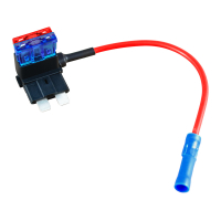 AMPIRE fuse tap for ATO fuses including 10A fuse (ACU)
