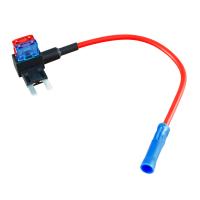 AMPIRE fuse tap for MINI flat plug fuse including 10A...