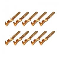 JPT contact pin, flat plug, 0.50mm²-1.00mm², in...