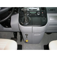 Bear-Lock gear shift lock for VW Golf VII Sportsvan...
