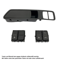 Cable set for swiveling trailer coupling - Audi Q5 FY...