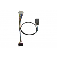 Skoda Superb I 3U comfort indicator retrofit kit plug...
