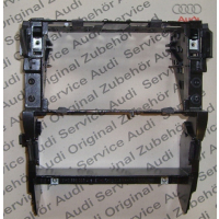 Double DIN radio slot for Audi A4 convertible type 8H