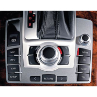 MMI Basic Update CDs for Audi A6 Q7 including instructions