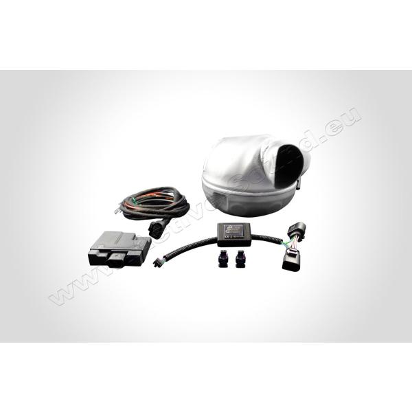 Komplett-Set Active Sound inkl Soundverstärker und APP-Steuerung - BMW 1er E-Serie