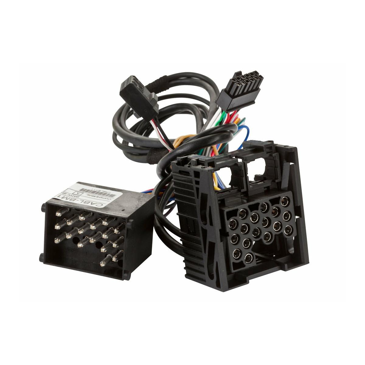 Dension Gateway Lite Kabelsatz Bmw Rundkontakt Typ A 18 94