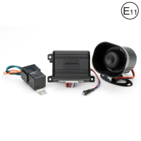 CAN bus alarm system vehicle-specific (standard CAN)