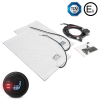 AMPIRE seat heating, 3-stage switchable with temperature...