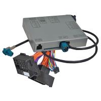 NAVLINKZ video feeder (no sound) for MB Comand Online...