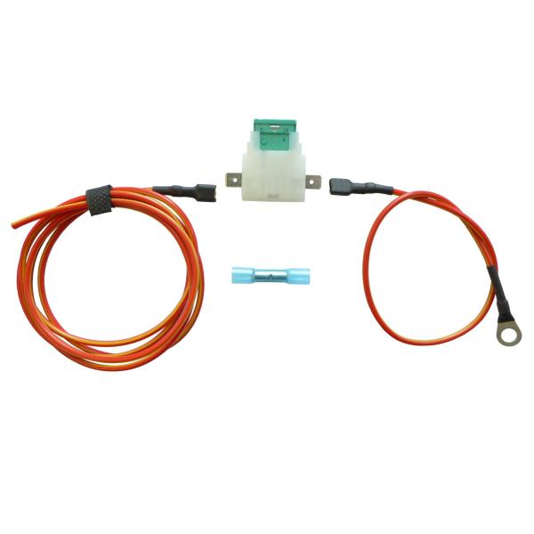 Kabelsatz zum Anschluss des Zuheizers auf Zweitbatterie für Volkswagen T5 und T5 Facelift